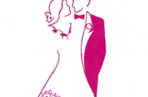 Article : Mariage hebdo