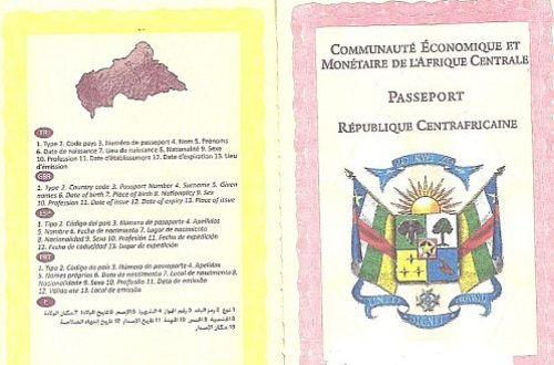 Article : «Nouveaux Centrafricains»… pas de passeport pour vous !