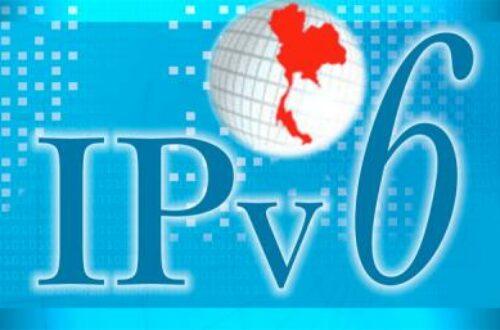 Article : Isoc -Tchad met en place un IPv6 Task Force à N'Djamena