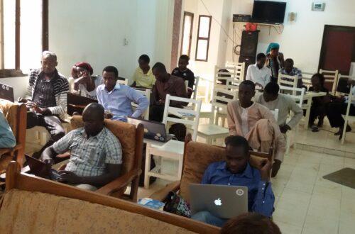 Article : WenakLabs forme les journalistes aux techniques du blogging et à l'utilisation des réseaux sociaux