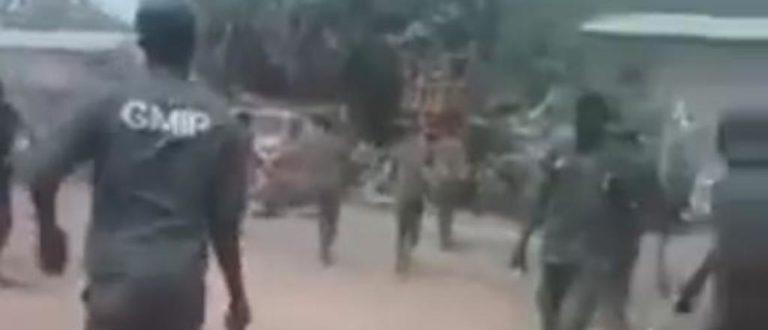 Article : Tchadiens indignez-vous, indignez-vous de ces policiers inhumains !