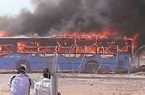 Article : Rebelote, le port du casque pour les motocyclistes s'impose à N'Djamena !