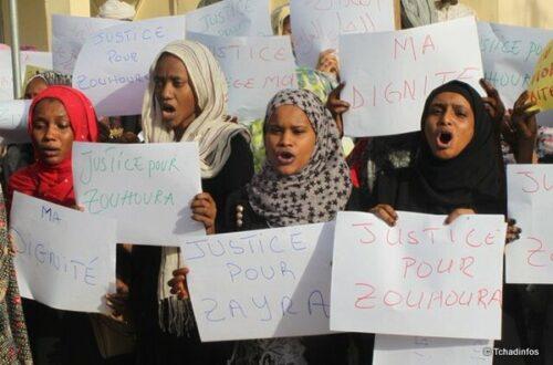 Article : Zouhoura, symbole des femmes violées au Tchad